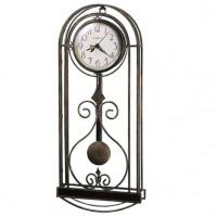 Настенные часы из металла Howard Miller 625-295 Melinda