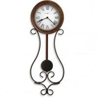 Настенные часы из металла Howard Miller 625-400 Yvonne