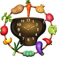 """Часы настенные Tiarella """"Кухня-1"""""""
