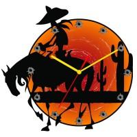 """Часы настенные Tiarella """"Однажды в Мексике 1"""""""