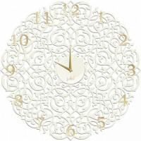 Настенные часы Икониум белые jclock3 JC10-33 -цифры