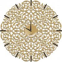Настенные часы Икониум (золото) JC10-33 -Gold