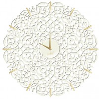 Настенные часы Икониум (белые) jclock JC10-50/60/70/80 White