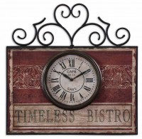 Часы настенные Uttermost 06663 Timeless bistro