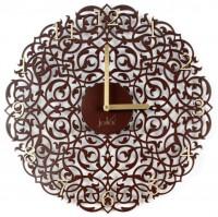 Настенные часы Икониум (шоколад) jclock JC10-50/ 60/70/80