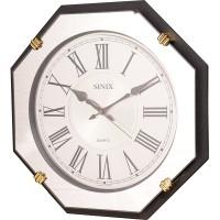 Часы настенные для дома и офиса Sinix 1054WR