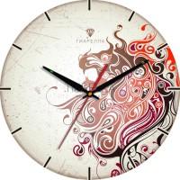 """Настенные часы Tiarella """"Ретро 8"""""""