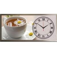 """Настенные часы из песка Династия 03-061 """"Доброе утро"""""""