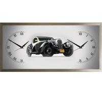 """Настенные часы из песка Династия 03-064 """"Ретро Машина-2"""""""