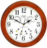 Настенные часы Восток Н-12118-4