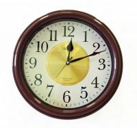 Настенные часы влагостойкие Sinix 4065BRN