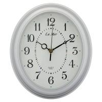 Настенные часы La Mer GD200 SILVER