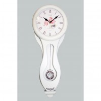 Часы настенные SINIX 2118 W