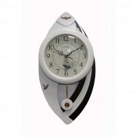 Настенные часы с маятником KAIROS RC009W