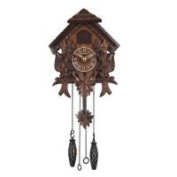 """Настенные часы с кукушкой Columbus """"Белка"""" CQ-052C"""