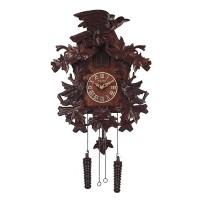 """Настенные часы с кукушкой Columbus """"Орел и галка"""" CQ-068"""