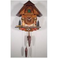 Механические часы с кукушкой TRENKLE 1507