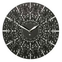 Настенные часы Jclock Кубена JC07-32-B (Черный)