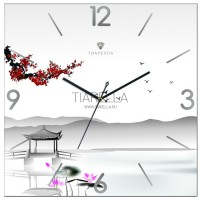 "Настенные часы Тиарелла ""Китай"""