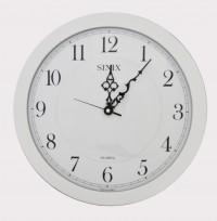 Настенные часы Sinix 5061 W
