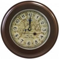 Часы настенные Sinix 5089Brn