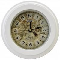 Часы настенные Sinix 5089 WHT