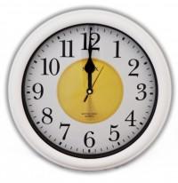 Настенные часы влагостойкие Sinix 4065W Белые