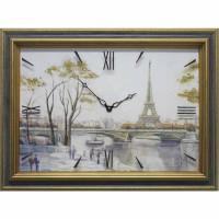 Часы картины Династия 04-001-01 Париж