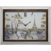 Часы картины Династия 04-001-11 Париж