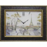 Часы картины Династия 04-001-13 Париж