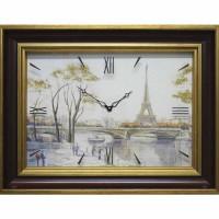 Часы картины Династия 04-001-14 Париж