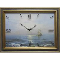 Часы картины Династия 04-006-01 Корабль