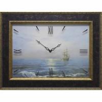 Часы картины Династия 04-006-13 Корабль