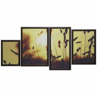 Модульная картина Династия 06-055-04 Закат