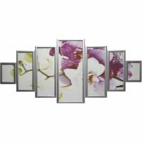 Модульная картина Династия 06-077-05 Орхидея