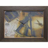 Часы картины Династия 04-013-05 Карта