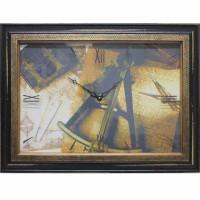 Часы картины Династия 04-013-12 Карта