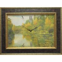 Часы картины Династия 04-016-13 Лес