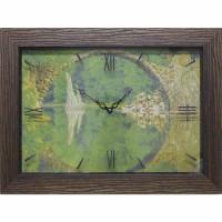 Часы картины Династия 04-022-05 Арка на воде