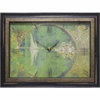 Часы картины Династия 04-022-12 Арка на воде