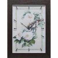 Часы картины Династия 04-027-05 Птица