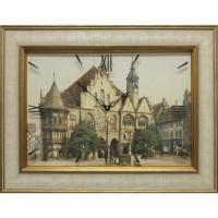 Часы картины Династия 04-032-06 Старая площадь