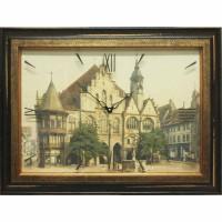Часы картины Династия 04-032-12 Старая площадь