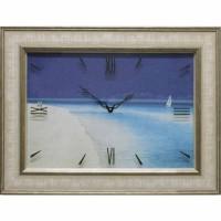 Часы картины Династия 04-033-15 Море