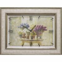 Часы картины Династия 04-038-15 Нежность