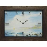 Часы картины Династия 04-040-05 Солнечный берег