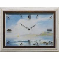 Часы картины Династия 04-040-11 Солнечный берег