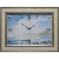 Часы картины Династия 04-040-15 Солнечный берег