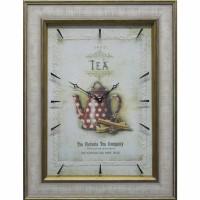 Часы картины Династия 04-042-06 Чайник