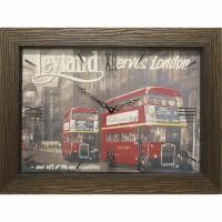Часы картины Династия 04-044-05 Лондон